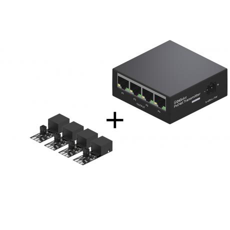 DiGidot PxLNet Transceiver Kit 12-24